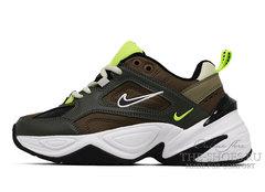 Кроссовки женские Nike M2K Tekno Blackish Green