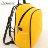Рюкзак Саломея 512 манго + черный