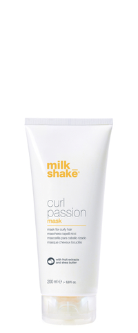 Маска curl passion mask milk_shake