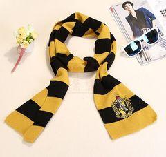 Şarf Harry Potter (sarı-qara)