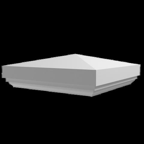 Крышка (пирамида/балюстрада) Европласт из полиуретана 4.76.201, интернет магазин Волео