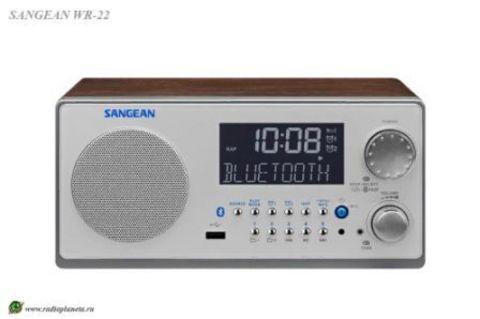 Sangean WR-22