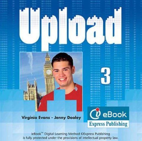 Upload 3. Ie-book (international). DVD с интерактивными упражнениями.