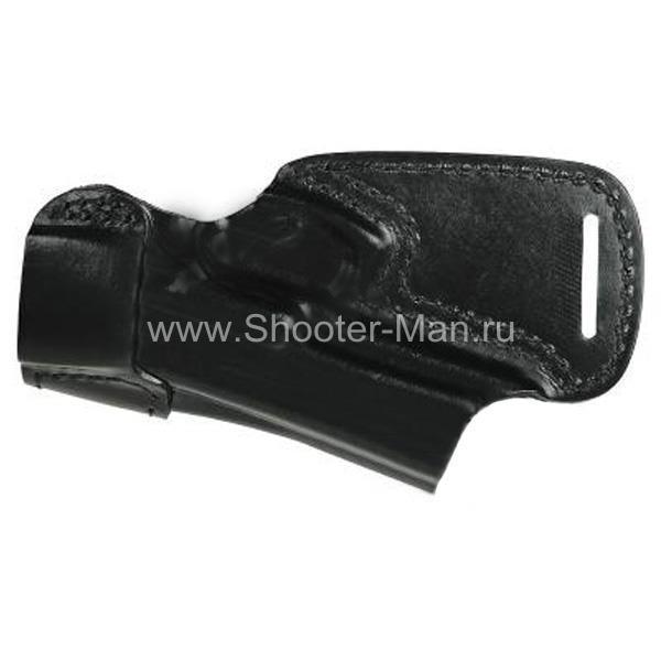 Кобура за спину для пистолета Ярыгина модель № 10 модификация 2011 г Стич Профи фото 1