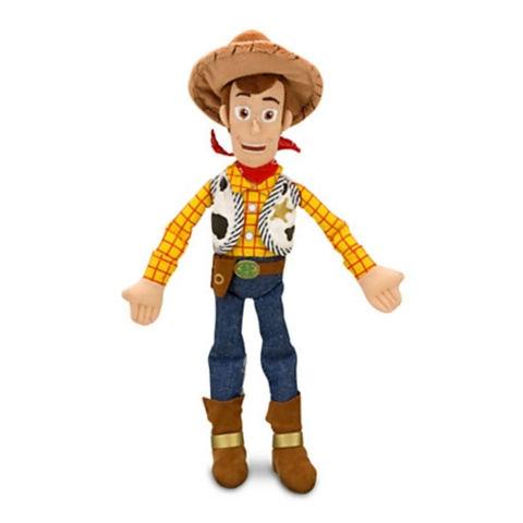 Мягкая Игрушка Шериф Вуди (Woody) 41 см - История Игрушек, Disney