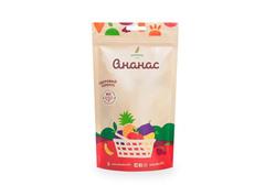 Здоровый фруктовый перекус из ананаса, 20г