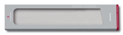 Нож Victorinox разделочный, лезвие 22 см, прямое, рукоять из палисандрового дерева (подар. упак.)