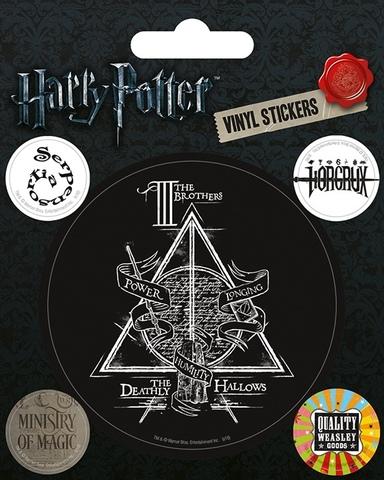 Набор стикеров Harry Potter