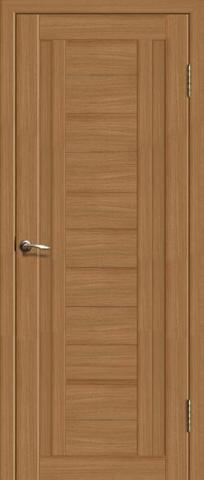 Дверь La Stella 204, цвет дуб сантьяго, глухая