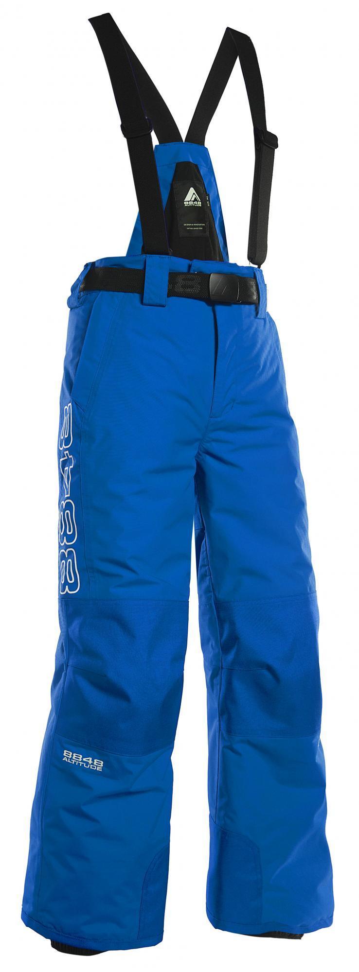 8848 ALTITUDE MOWAT детские горнолыжные брюки синий