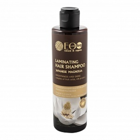 EO Laboratorie Ламинирующий шампунь для волос Японская магнолия 250 мл