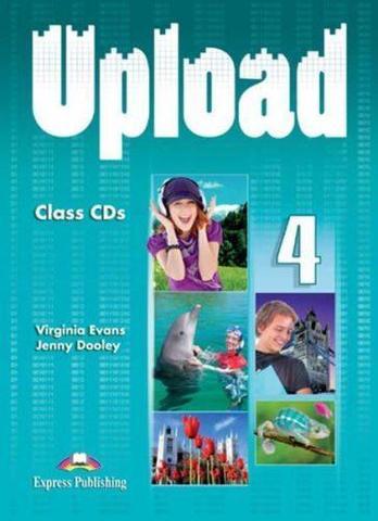 upload 4 class cd - диски для занятий в классе (set of 3)