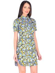 WD2473F-2 платье женское, синее