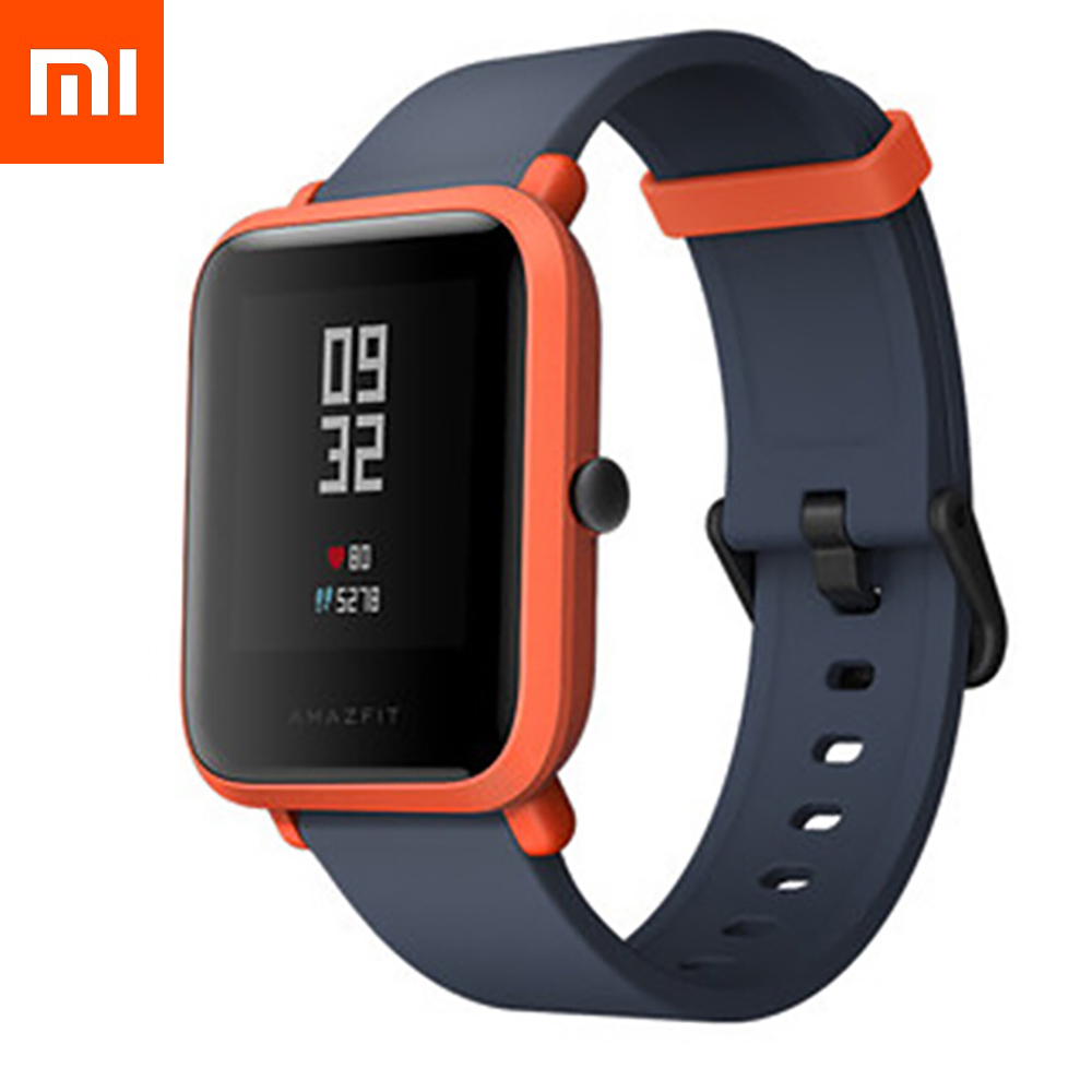Смарт-часы Xiaomi Amazfit Bip Youth Smart Watch (Global version/оранжевый)