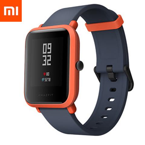 Смарт-часы Xiaomi Amazfit Bip Youth Smart Watch (Global version/оранжевый)