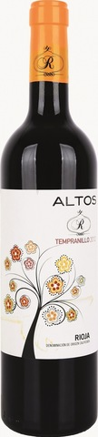 Вино Altos R Rioja Tempranillo, 0.75 л