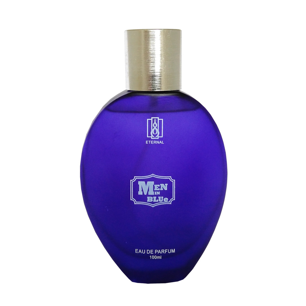 Men In Blue Pour Homme m EDP 100 ML SPR спрей от Reev Khalis Perfumes Халис