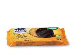 Печенье Casa Santiveri полупокрытое шоколадом Мария, 80г