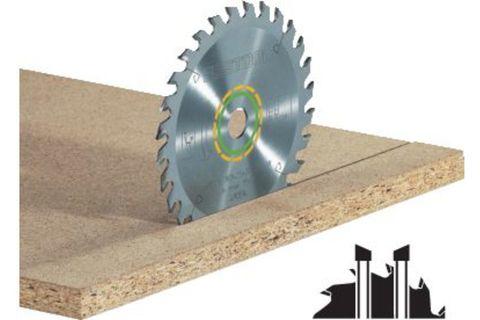 Пильный диск FESTOOL универсальный 210x2,4x30 W52