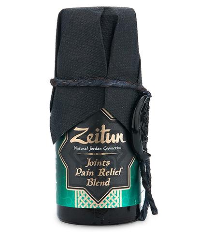 Смесь натуральных эфирных масел №2 для облегчения суставных болей, Zeitun