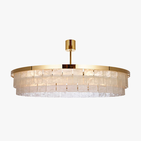 replica light  SAVILE ROW TWO TIER CHANDELIER by BELLA FIGURA