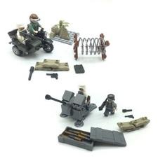 Минифигурки Военных Мотострелки серия 292