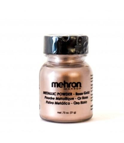 Пудра розовое золото, 28 гр, Mehron