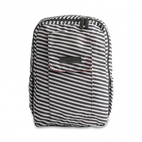 Рюкзак для мамы JuJuBe Mini Be Onyx Black Magic Grey