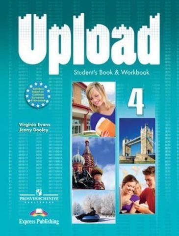upload 4 student's book - учебник