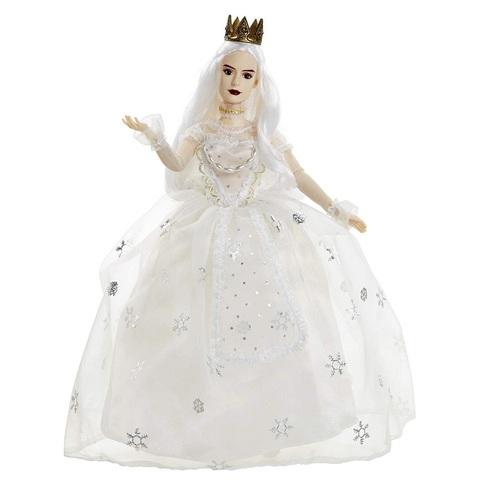 Дисней Алиса в зазеркалье Белая Королева 29 см