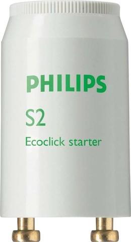 Стартер Philips S2 4-22W для лампы 15W