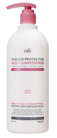 Кондиционер с маслом арганы и коллагеном  Damage Protector Acid Conditioner 900ml
