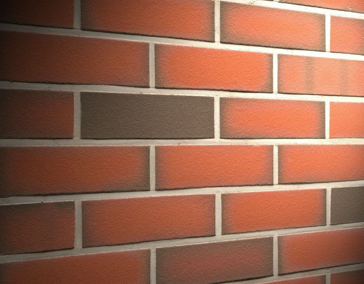 Фасадная плитка Feldhaus klinker, classic, ''Ardor Liso