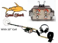 Металлоискатель Tesoro Sand Shark (катушка 10,5