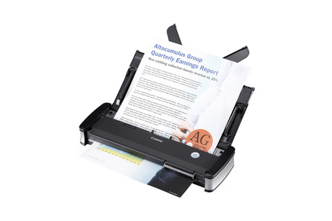 Сканер Canon P-215II (Цветной, двусторонний, 15 стр./мин, ADF 20,High Speed USB 2.0, A4)