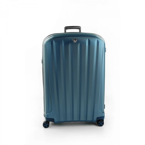 Чемодан пластиковый Roncato UNICA LARGE TROLLEY 80 CM SKY BLUE