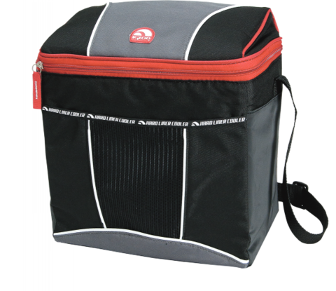 Сумка-термос Igloo HLC 12 red вставка с пластиковым коробом