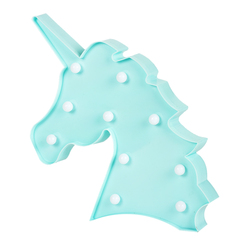 Ночник Unicorn Mint