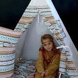 Подушка Aztec индеец