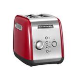 Тостер красный, артикул 5KMT221EER, производитель - KitchenAid