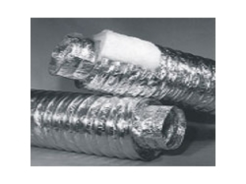 Шумоглушитель гибкий Diaflex SONODFA-SH 102мм (1м)