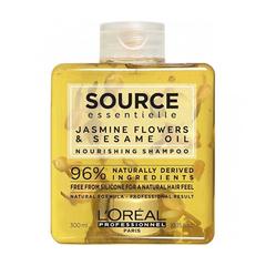 L'Oreal Professionnel Source Essentielle Nourishing Shampoo - Шампунь для сухих и поврежденных волос