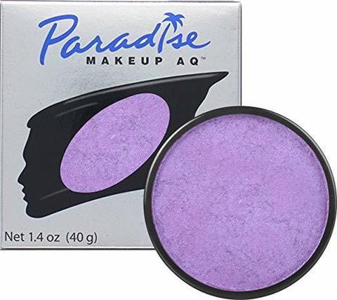 MEHRON Аквагрим сияющий Paradise, Purple - Violine (Пурпурный), 40 г