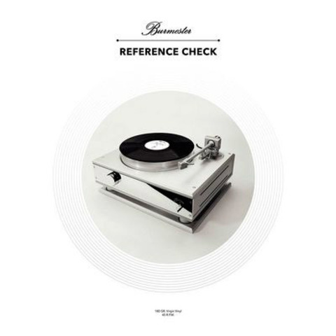 Inakustik LP, Burmester Reference Check (45 RPM), 01678061