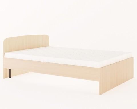 Кровать АНДРИЯ-03 дуб белёный