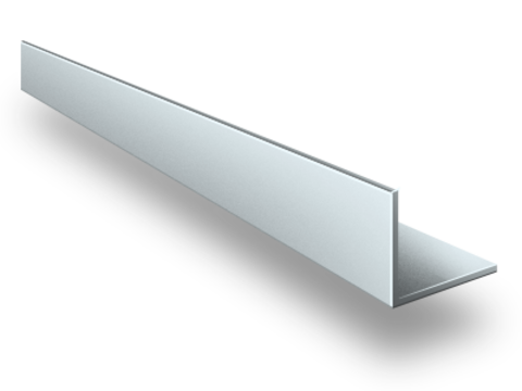 Алюминиевый уголок 100х100х10 (3 метра)