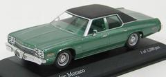 1:43 Dodge Monaco 1974 Green Metallic