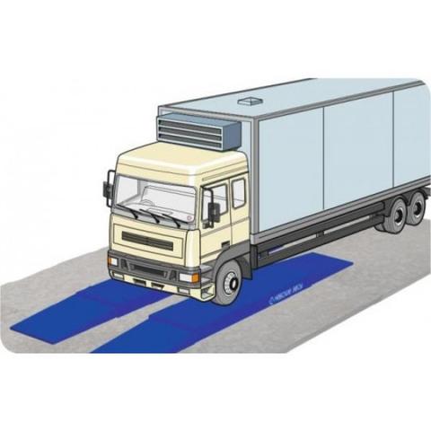 Автомобильные подкладные весы ВСУ-Т15000-1П3