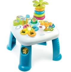 Smoby Развивающий игровой стол Cotoons, голубой (211169)