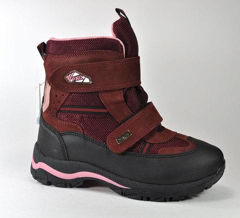 Ботинки демисезонные Panda 016-329-2А
